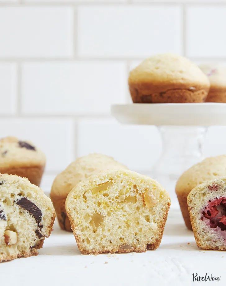 1. Universal Muffin Mix