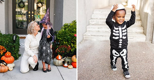 Why Two Moms Love H&M For Their Kids' Halloween Costumes