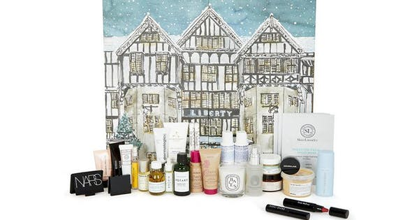The U.K.'s Poshest Beauty Advent Calendar Is Sold Out…But Not in the U.S.!