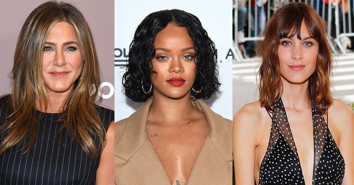 The 20 Most Flattering Haircuts for Oval Faces