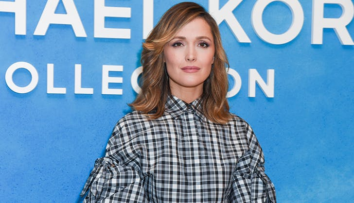 Most Flattering Haircuts for Oval Faces Rose Byrne