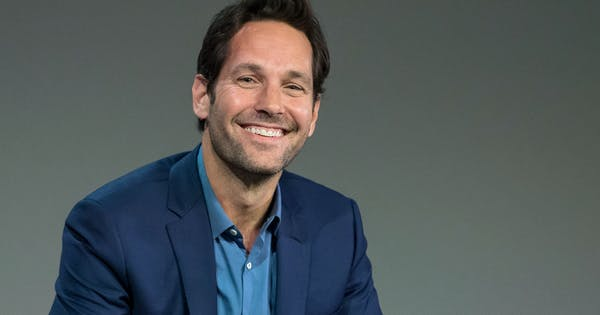 Paul Rudd Reveals He Was Once Buried Alive in a Plastic Bag Lived to Tell the Tale