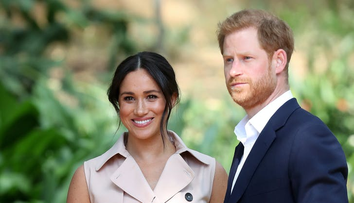 Prince Harry and Meghan Markle in africa1