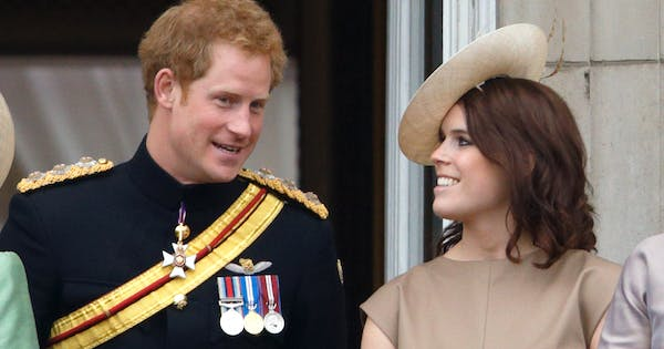 Prince Harry Accidentally Reveals the Sweet Wedding Memento Princess Eugenie Keeps in Her Home