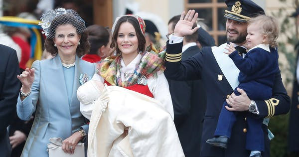 Here's Why These Members of the Swedish Royal Family No Longer Have Titles