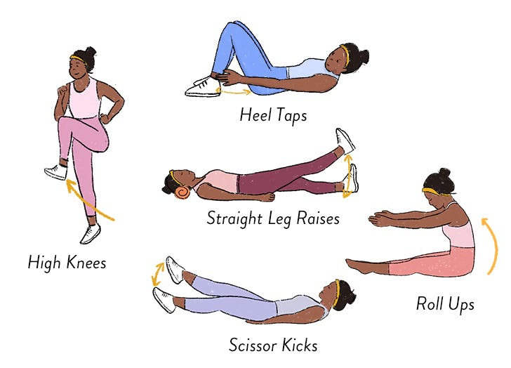 ab exercises to improve balance