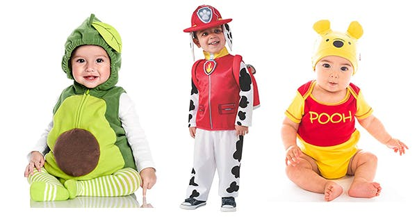 These Are the 10 Best-selling Children's Costumes on Amazon (and Most of Them Are Available Via Prime)