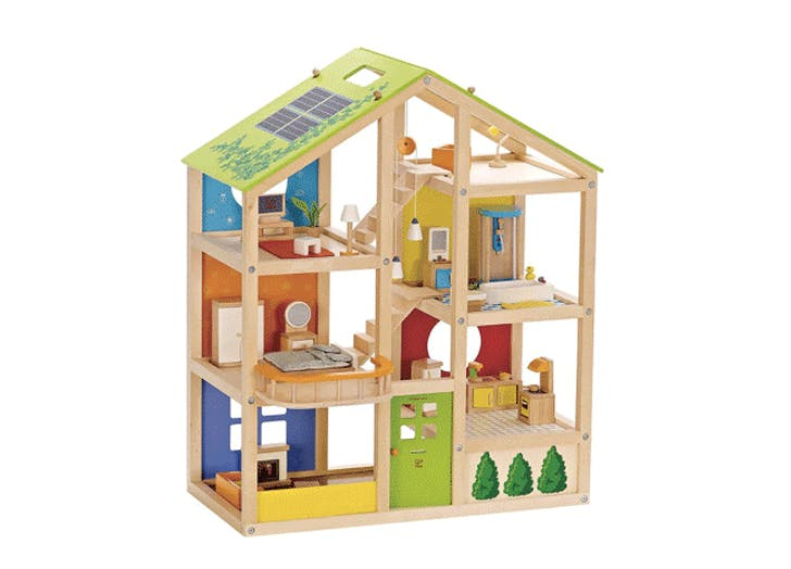 best gifts for 4 year olds dollhouse