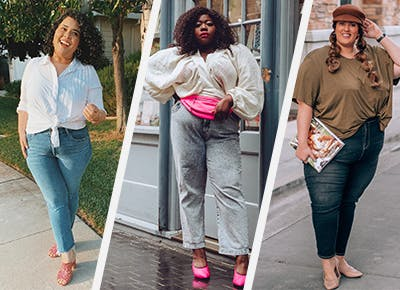 14 Best Plus Size Jeans You Should Buy - PureWow