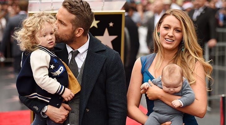 Blake Lively & Ryan Reynolds Secretly Welcomed Baby No. 3