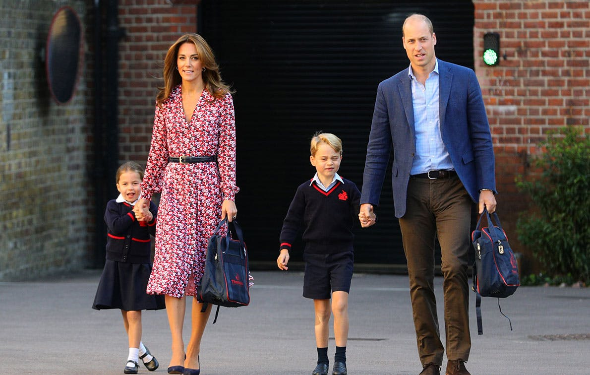 cambridges first day