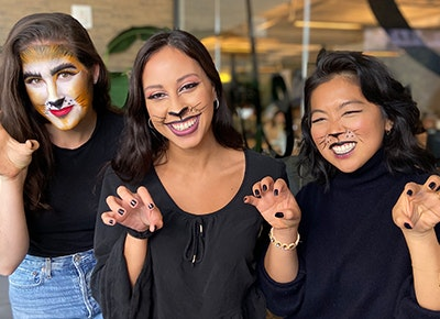 3 Ways to Do Cat Makeup for Halloween , PureWow