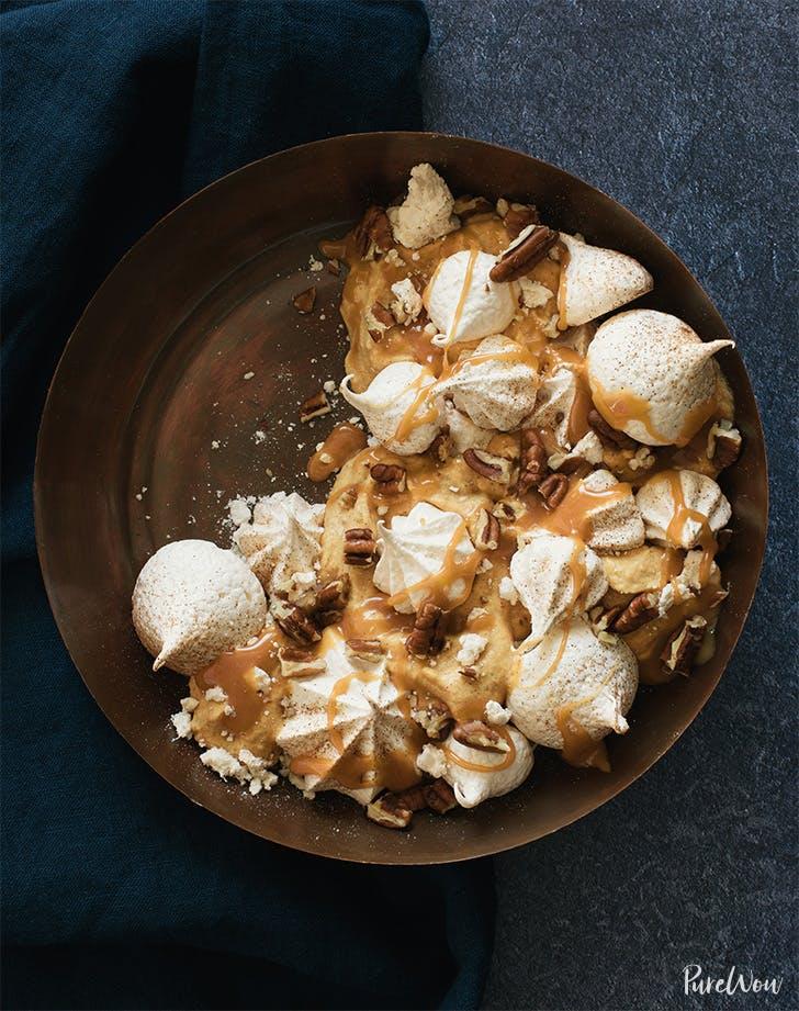 Creamy Pumpkin Eton Mess