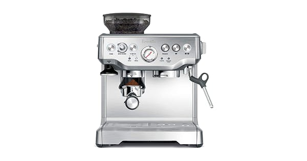 This Espresso Machine (And More) Just Upped Amazon's Wedding Registry Game