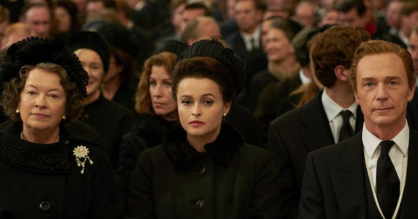 Helena Bonham Carter Got Princess Margaret's OK to Play Her in 'The Crown'...from a Psychic