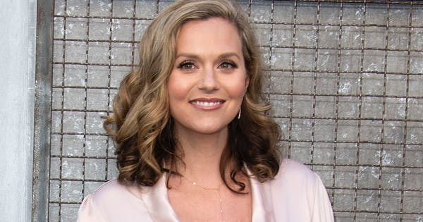 Hilarie Burton Reveals a Time Lapse Video of How Her Beautiful Wedding Dress Was Made