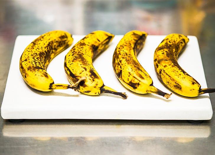 how to make banana muffins brown bananas