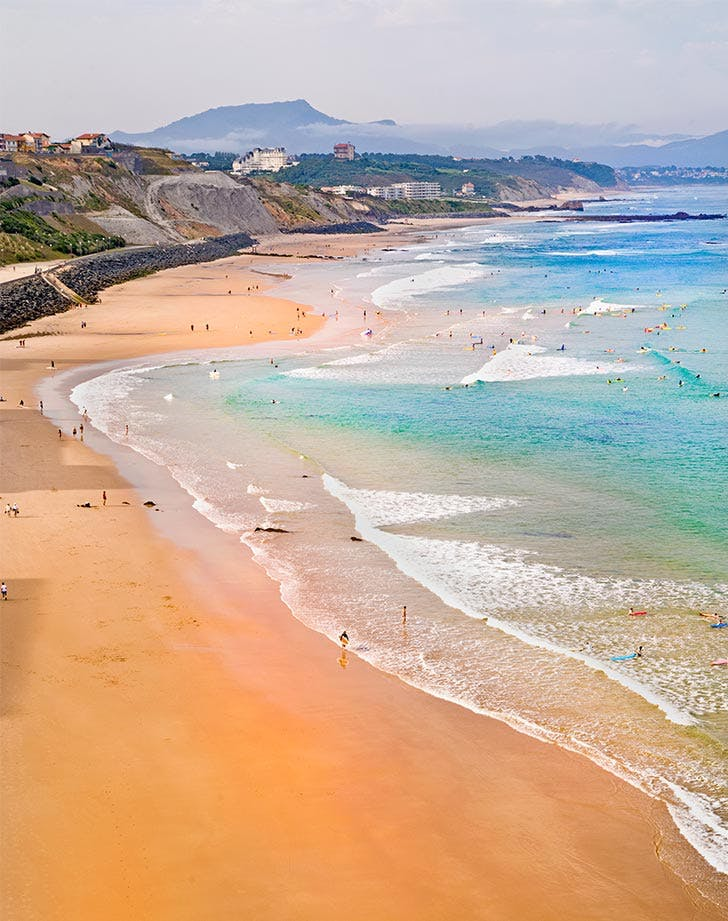 how to vacation like the french biarritz