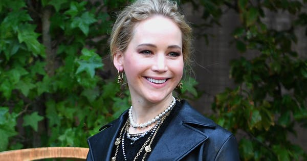 Jennifer Lawrence's Wedding Gown Had Its Own Hotel Room