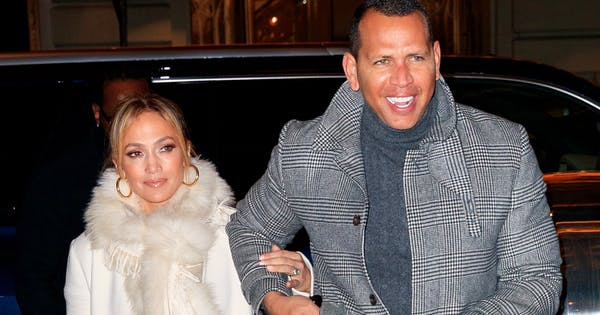 J.Lo's Engagement Ring Is Beautiful…Just Like Her Other 4