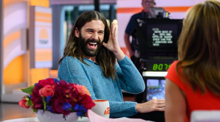 Jonathan Van Ness Shares His Top Tricks for Smooth, Shiny Hair