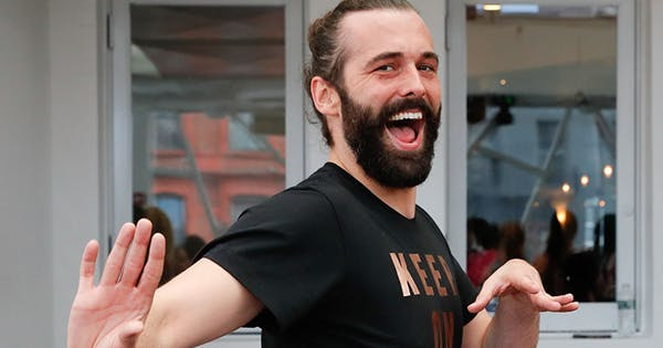 This Is How Jonathan Van Ness Combats Anxiety