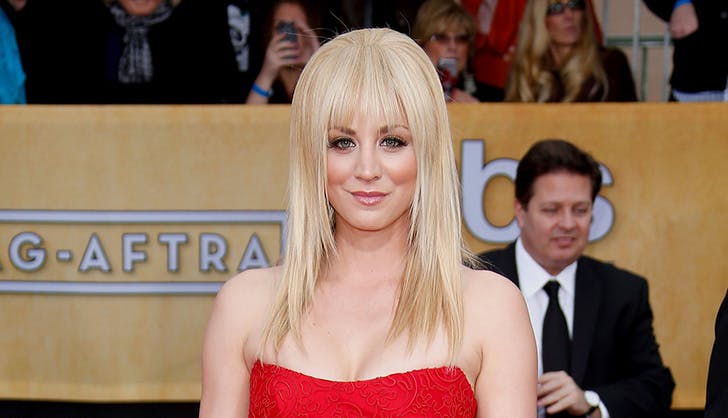 Kaley Cuoco S Hair Evolution See The Pics Purewow
