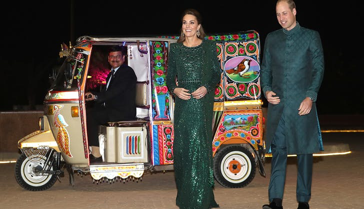 kate middleton evening gown pakistan