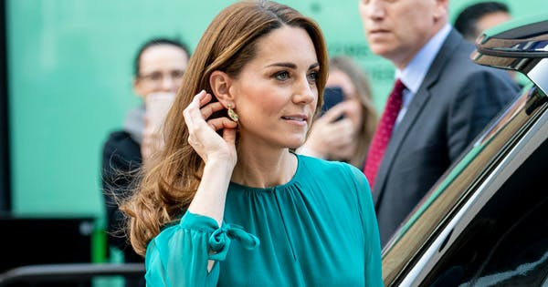 Kate Middleton Broke Out Her Go-To Parenting Move Today