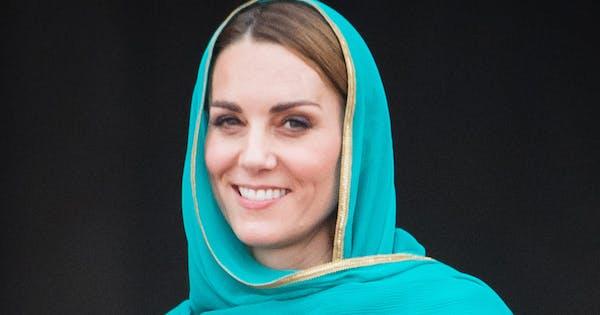 Kate Middleton Just Gave Her First Speech in Pakistan ( She Spoke Urdu!)
