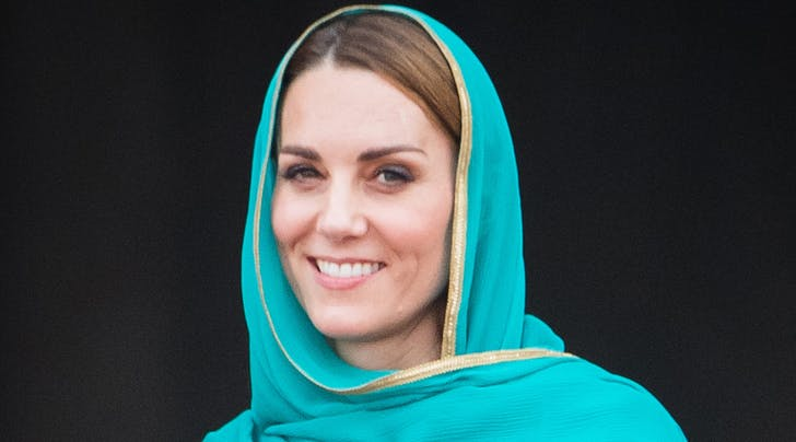 Kate Middleton Just Gave Her First Speech in Pakistan (& She Spoke Urdu!)