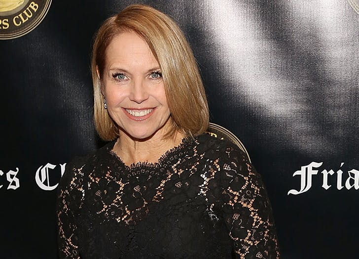 Here's Everything Katie Couric Does Before 9 a.m.