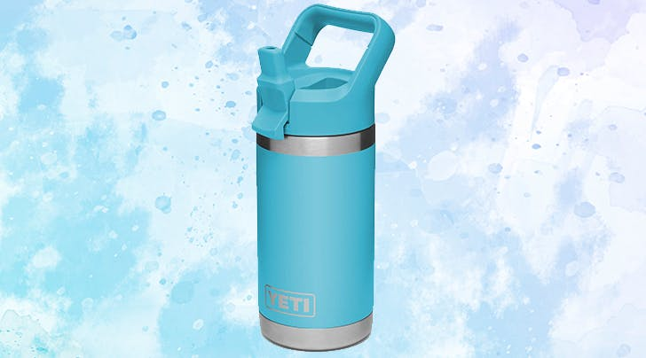 Of All the Kids' Water Bottles I've Tried, the Yeti Jr. Is by Far the Best