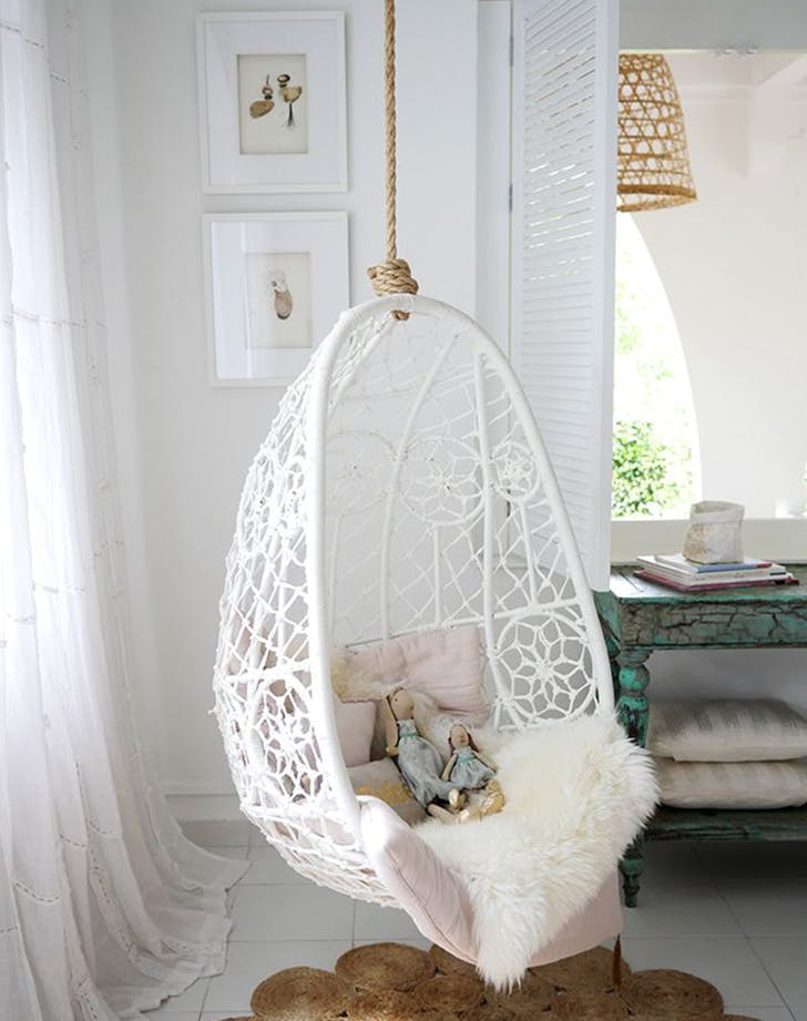 Kids Reading Nook Inspiration Purewow