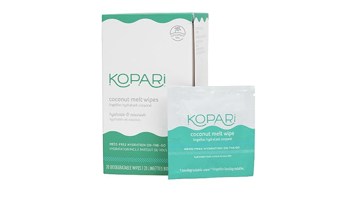 kopari makeup remover wipes