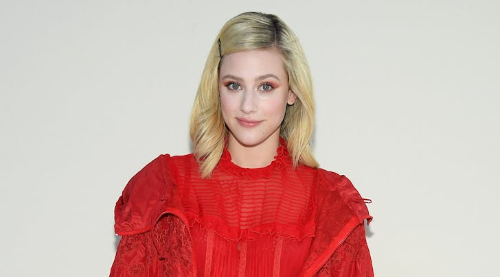 Lili Reinhart Is Officially the Newest Covergirl on the Block
