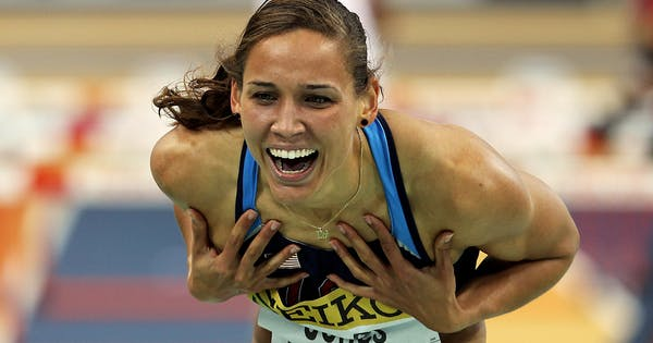 We're Totally Stealing Lolo Jones's Motivational Advice