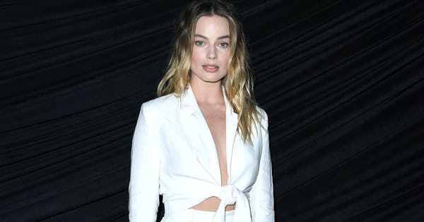 4 Times Margot Robbie Rocked White on the Red Carpet in Recent Months