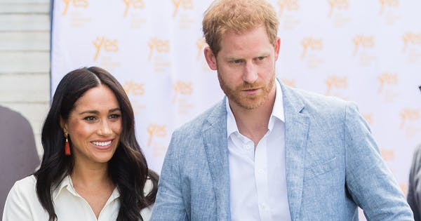 Buckingham Palace Announced the Next Time We'll See Meghan and Harry...and It's So Soon