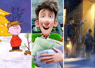 Animated Christmas Movies - PureWow