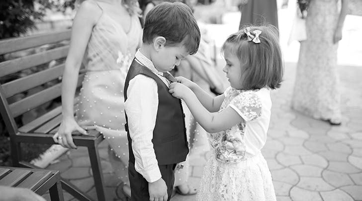 Can I Say No to All Kids at My Wedding?
