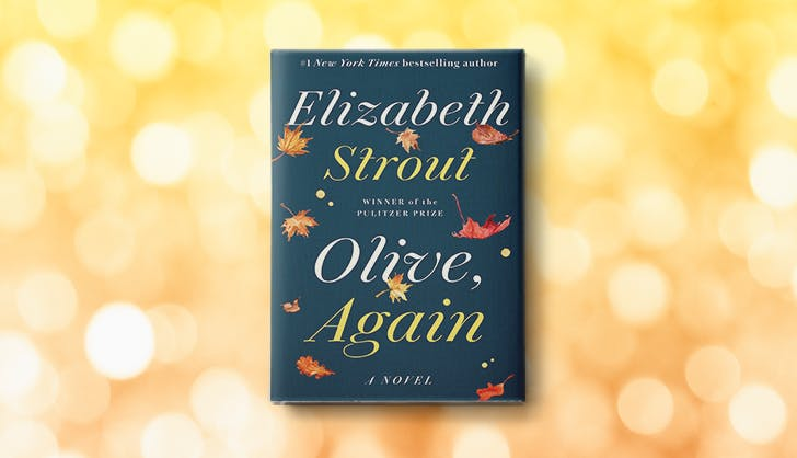 Praise Hands Emoji! Elizabeth Strout's Olive Kitteridge Is Back