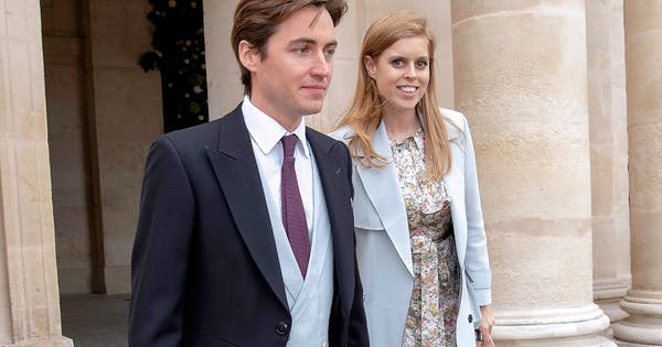 Princess Beatrice Wore a Floral Dress to Prince Napoléon's Wedding ( It's on Sale!)