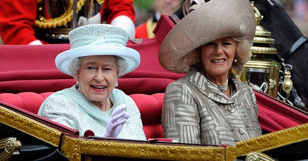 Buckingham Palace Announced the Queen's Next Big Outing, and It's with Camilla Parker Bowles
