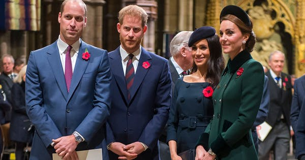 Fab 4 Reunion! Kate Middleton, Prince William, Meghan Markle and Prince Harry All Join Forces for a Special Cause