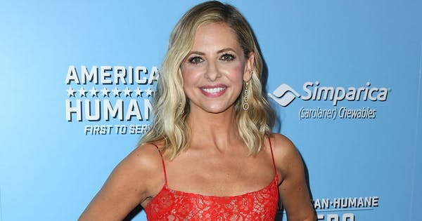 Sarah Michelle Gellar Reveals Whether She'd Star in a 'Buffy the Vampire Slayer' Reboot