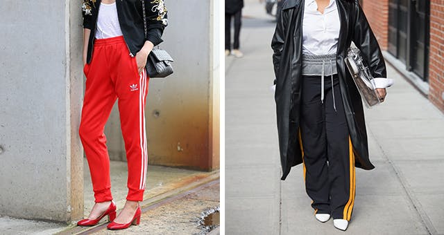 5 Ways to Dress Up Your Coziest Sweatpants