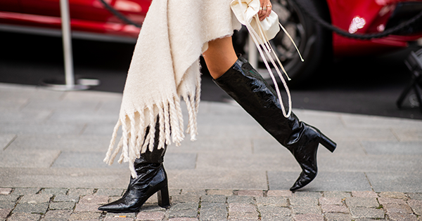 The 5 Best Tall Leather Boots for Women