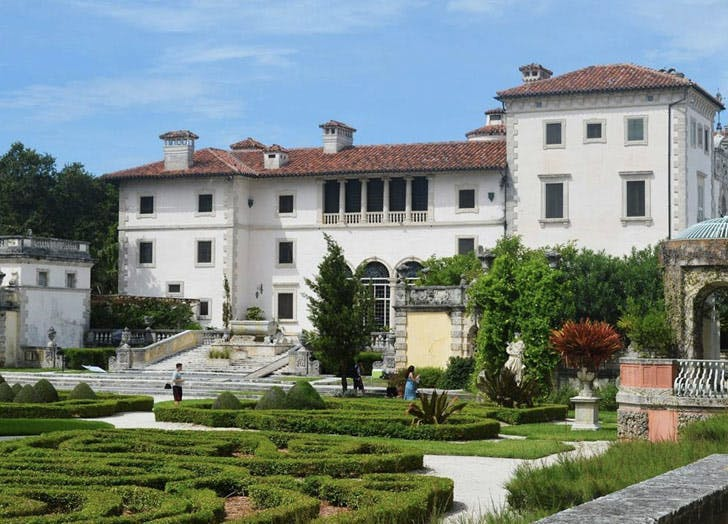 things to do coconut grove villa vizcaya