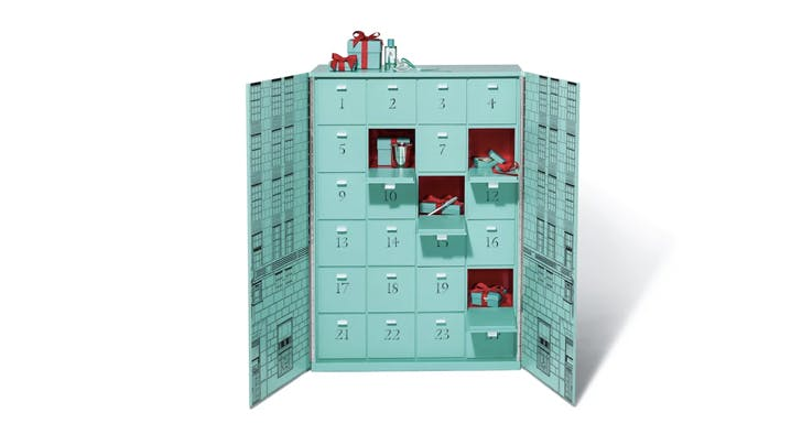 Tiffany & Co. Is Selling an Advent Calendar So You Can Shine Bright Like a Diamond